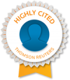 2014 Thomson Reuters Highly Cited Researcher